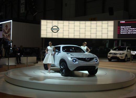 Nissan al Salone di Ginevra 2009 - Foto 17 di 31