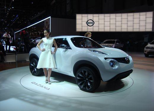 Nissan al Salone di Ginevra 2009 - Foto 21 di 31