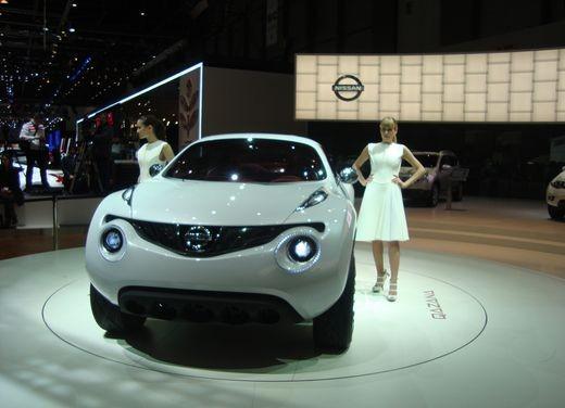 Nissan al Salone di Ginevra 2009 - Foto 23 di 31