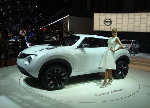 Nissan al Salone di Ginevra 2009 - Foto 24 di 31