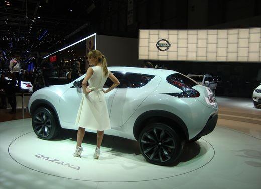 Nissan al Salone di Ginevra 2009 - Foto 26 di 31