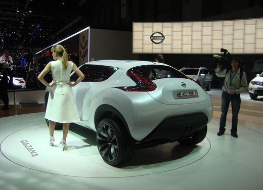 Nissan al Salone di Ginevra 2009 - Foto 27 di 31