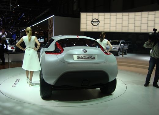 Nissan al Salone di Ginevra 2009 - Foto 28 di 31