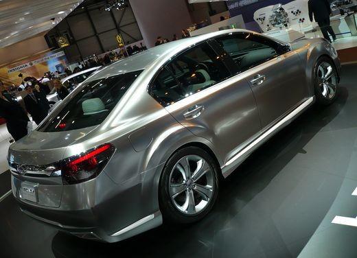 Nuova Subaru Legacy - Foto 19 di 22