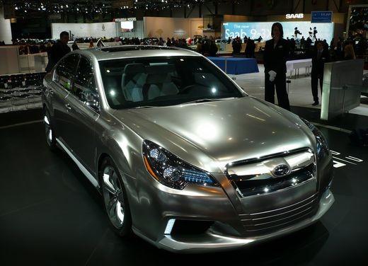 Nuova Subaru Legacy - Foto 20 di 22