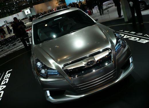 Nuova Subaru Legacy - Foto 21 di 22