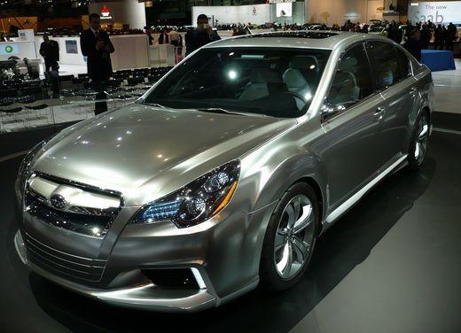 Nuova Subaru Legacy - Foto 22 di 22