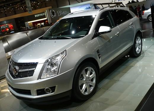 Nuova Cadillac SRX 2010