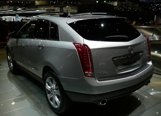 Nuova Cadillac SRX 2010 - Foto 2 di 18