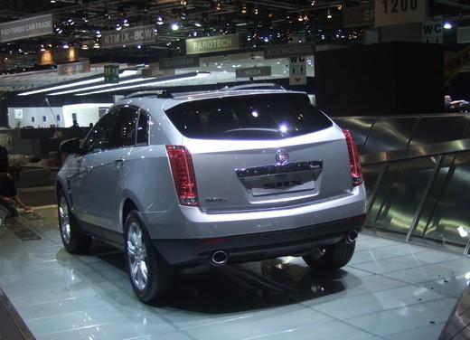Nuova Cadillac SRX 2010 - Foto 3 di 18