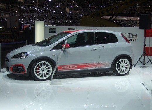 Abarth Grande Punto SuperSport