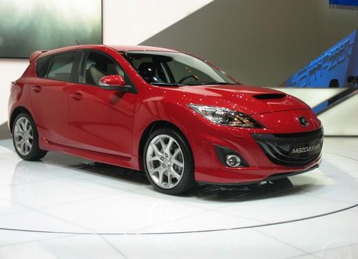 Nuova Mazda 3 MPS