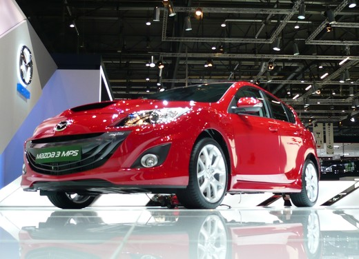 Nuova Mazda 3 MPS - Foto 4 di 8