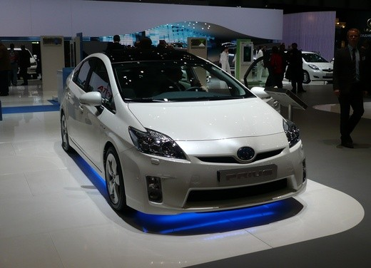 Nuova Toyota Prius Awd I 2019 Il Nuovo Ibrido Anticipa Il