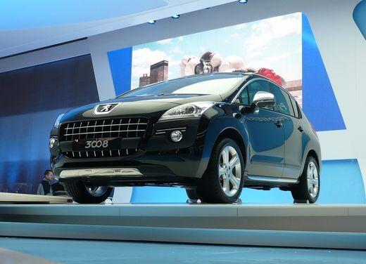 Peugeot al Salone di Ginevra 2009 - Foto 1 di 6