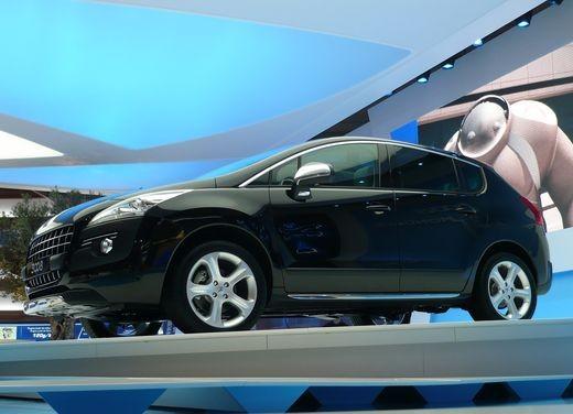 Peugeot al Salone di Ginevra 2009 - Foto 2 di 6