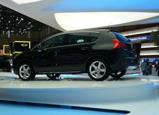 Peugeot al Salone di Ginevra 2009 - Foto 3 di 6