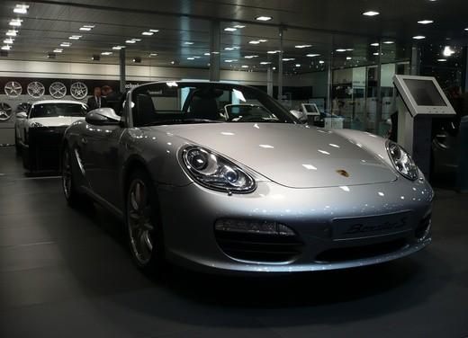 Porsche al Salone di Ginevra 2009 - Foto 7 di 13