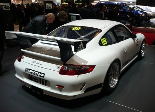 Porsche al Salone di Ginevra 2009 - Foto 9 di 13