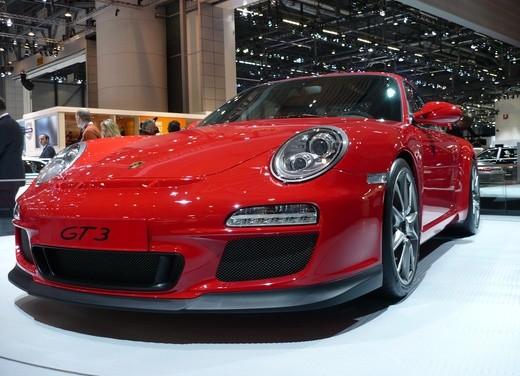 Porsche al Salone di Ginevra 2009 - Foto 11 di 13