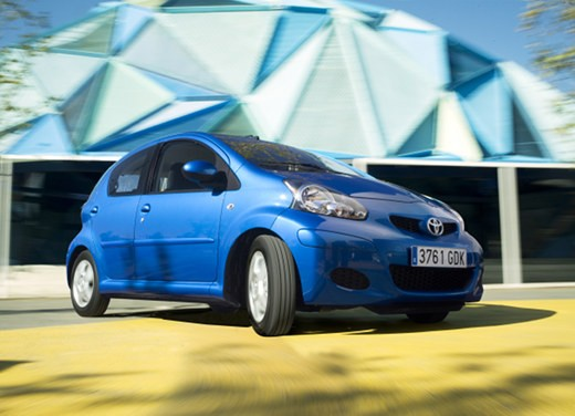 Toyota Aygo restyling 2012 - Foto 9 di 12