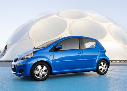 Toyota Aygo restyling 2012 - Foto 5 di 12