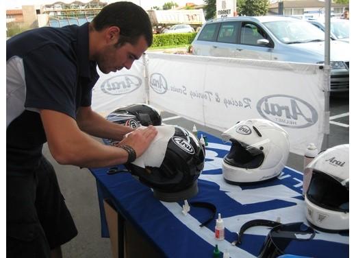 Arai Racing e Touring Service