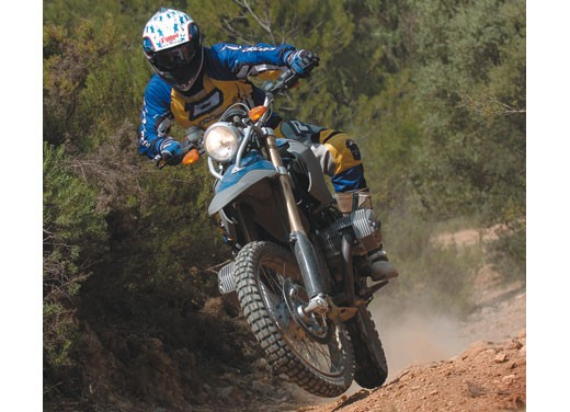 BMW HP2 Enduro - Long Test Ride - Fotogallery - 27