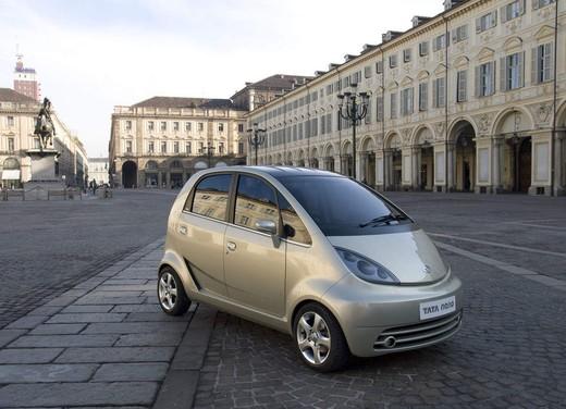 Tata Nano: vendite flop, debutto nel mercato europeo rinviato