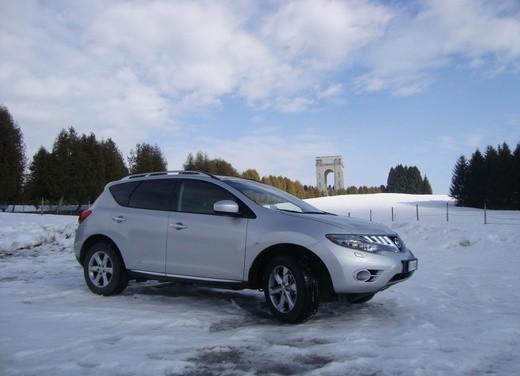 Nissan nuova Murano – Long Test Drive - Foto 10 di 16