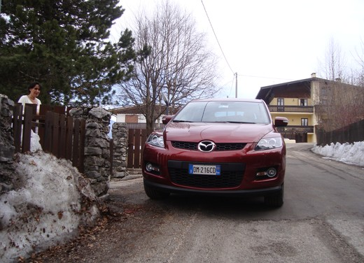 Nuova Mazda CX-7 – Long Test Drive - Foto 39 di 57