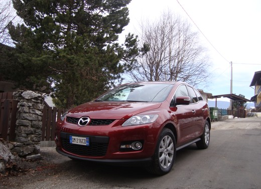 Nuova Mazda CX-7 – Long Test Drive - Foto 41 di 57
