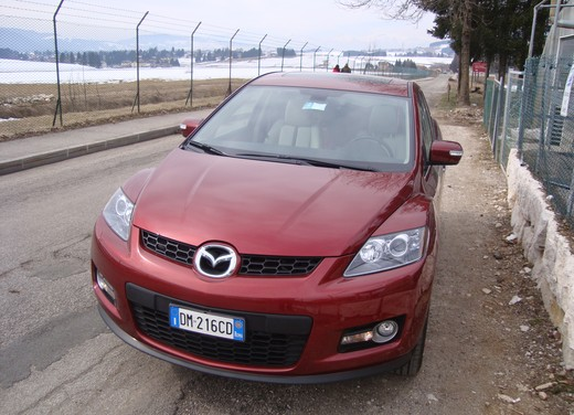 Nuova Mazda CX-7 – Long Test Drive - Foto 44 di 57