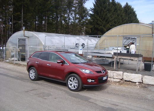 Nuova Mazda CX-7 – Long Test Drive - Foto 47 di 57