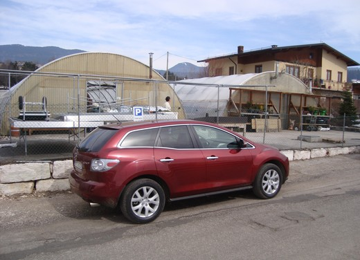 Nuova Mazda CX-7 – Long Test Drive - Foto 49 di 57