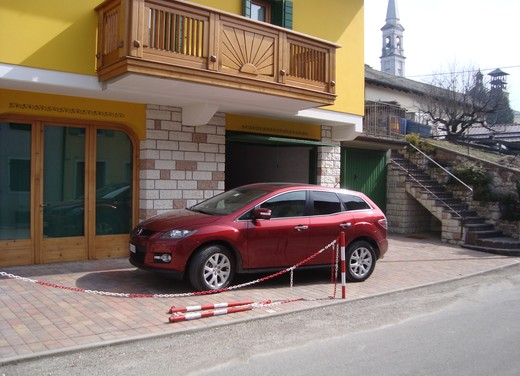 Nuova Mazda CX-7 – Long Test Drive - Foto 52 di 57