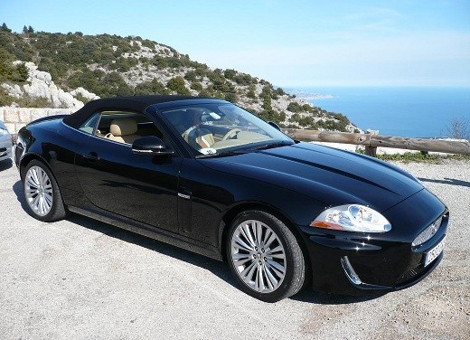 Jaguar XK Convertible – Test Drive