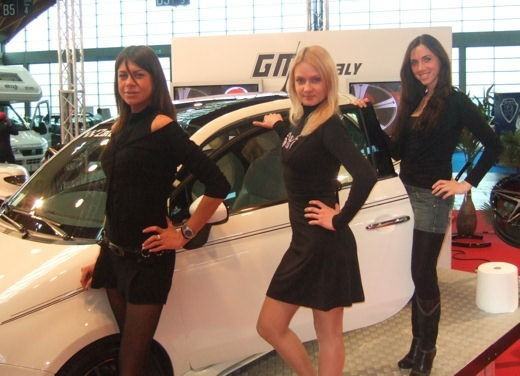 My Special Car Show 2009 – Girls - Foto 45 di 56