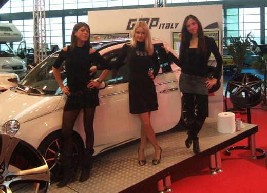 My Special Car Show 2009 – Girls - Foto 46 di 56