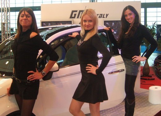 My Special Car Show 2009 – Girls - Foto 53 di 56