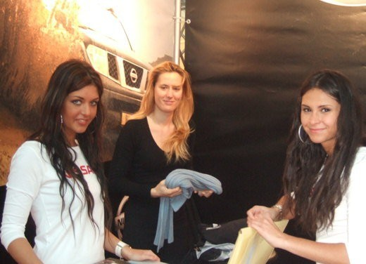 My Special Car Show 2009 – Girls - Foto 55 di 56