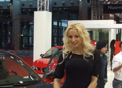My Special Car Show 2009 – Girls - Foto 30 di 56