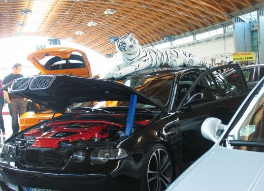 My Special Car Show 2009 – Tuning - Foto 8 di 247