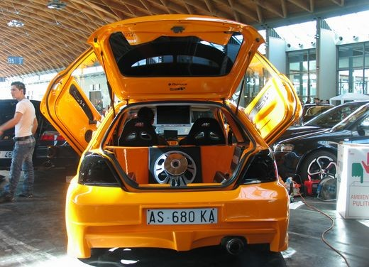 My Special Car Show 2009 – Tuning - Foto 9 di 247