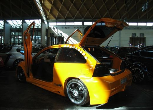 My Special Car Show 2009 – Tuning - Foto 10 di 247