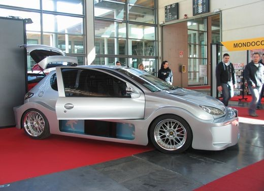 My Special Car Show 2009 – Tuning - Foto 37 di 247