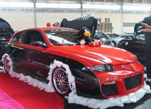 My Special Car Show 2009 – Tuning - Foto 50 di 247