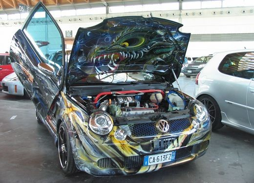 My Special Car Show 2009 – Tuning - Foto 96 di 247