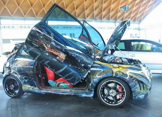 My Special Car Show 2009 – Tuning - Foto 99 di 247