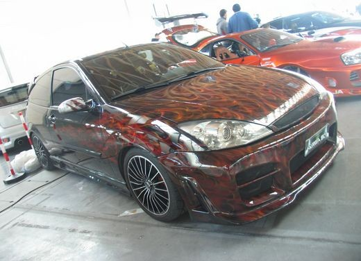 My Special Car Show 2009 – Tuning - Foto 125 di 247